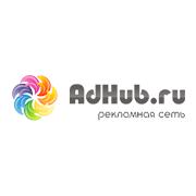 Adhub.ru логотип