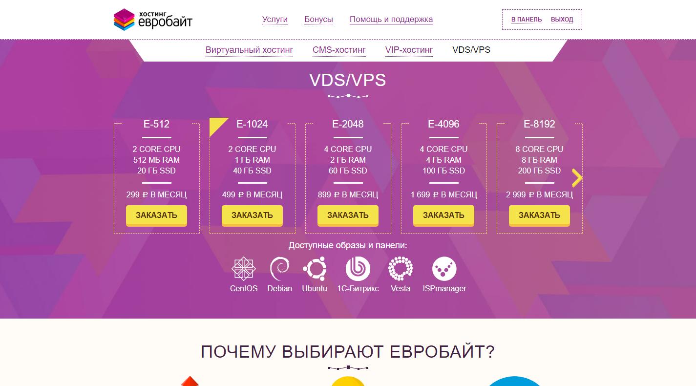Бесплатный хостинг евробайт как перенести домен с другого хостинга