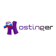Hostinger.ru логотип
