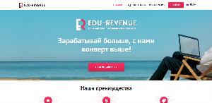 Главная страница edu-revenue.com