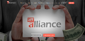 Главная страница affalliance.com
