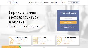 Главная страница 1cloud.ru