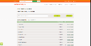 Список освобождённых доменов webnames.ru
