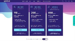 Тарифы на услуги хостинга sprinthost.ru