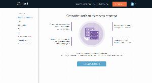 Страница создания нового шаблона VPS на 1cloud.ru