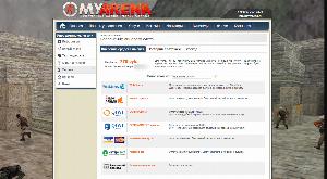 Способы пополнения счёта на myarena.ru