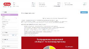 Страница оффера admitad.com