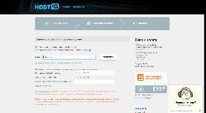 Покупка домена hostiq.ua